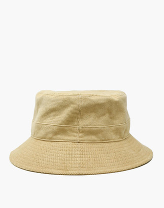 Madewell WYETH Corduroy Desi Bucket Hat