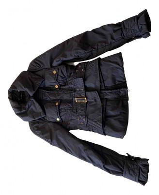 Gucci Black Polyester Coats