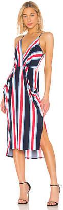 BCBGeneration Drapey Pocket Dress