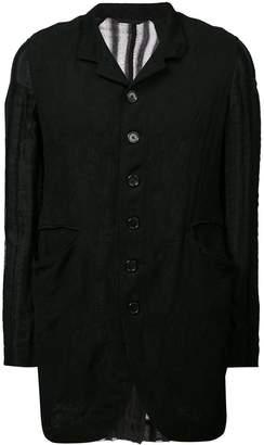 Ann Demeulemeester 19013020204099 BLACK Viscose/Linen/Flax