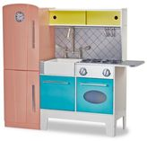 Fantasy Fields Teamson Kids Play Kitchen in Bubble Gum