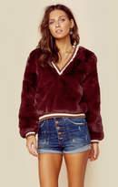 Somedays Lovin Somedays lovin' heavy hearts fur sweater