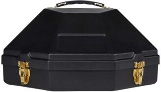 M&F Western Large Hat Can (Black) Handbags