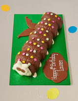 Marks and Spencer Giant Colin the Caterpillar Cake