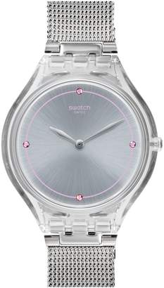 Swatch Skin Stainless Steel Bracelet Watch