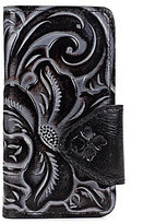 Patricia Nash Tuscan Tooled Collection Vara iPhone 7 Wallet