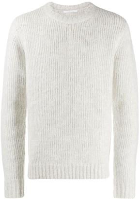 Helmut Lang crewneck knit sweater