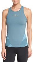 adidas by Stella McCartney Run Clima Tank, Chalk Blue
