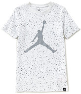 Jordan Big Boys 8-20 Legacy Short-Sleeve Tee