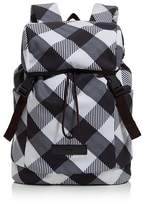 adidas by Stella McCartney Gingham Backpack