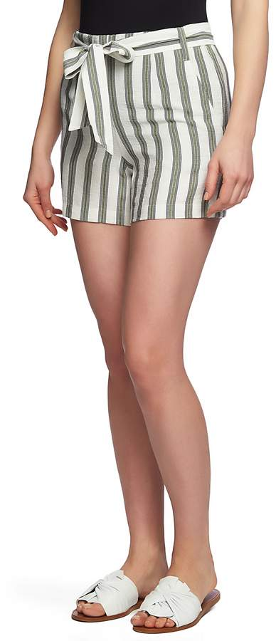 1.STATE Regancy Stripe Shorts