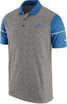 Nike Men's Detroit Lions Sideline Polo Shirt