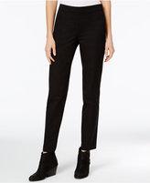Eileen Fisher Organic Cotton-Blend Twill Pants