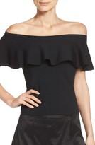 Eliza J Women's Ruffle Top