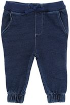 Ralph Lauren Cotton Denim Effect Jogging Pants