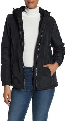 Michael Kors Missy Faux Shearling Lined Jacket