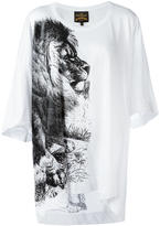 Vivienne Westwood lion print T-shirt