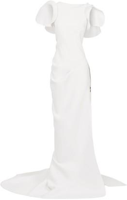Maticevski Monumental Draped Gown