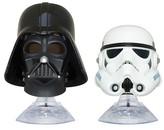 Star Wars The Empire Strikes Back Darth Vader and Stormtrooper Black Series Titanium Series