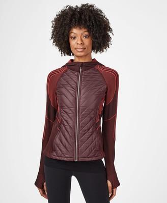 Sweaty Betty Speedy Seamless Running Jacket