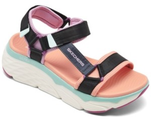 Skechers Women's Max Cushioning - Swag Athletic Sandals from Finish Line