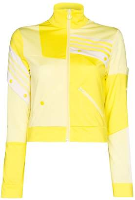 adidas Panelled Zip-Front Track Top