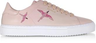 Axel Arigato Clean 90 Bird Dusty Pink Leather Women's Sneakers