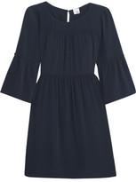 Iris and Ink Crepe Mini Dress