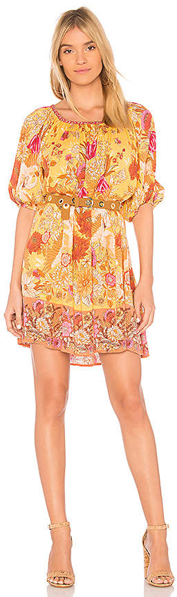 Spell & The Gypsy Collective Siren Song Smock Dress