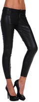 Vegan Leather Super Skinny