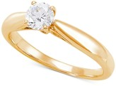 Thumbnail for your product : Grown With Love Lab Grown Diamond Solitaire Engagement Ring (1/2 ct. t.w.) in 14k White Gold