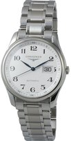 Longines Men's 40mm Steel Bracelet & Case Automatic -Tone Dial Analog Watch L26484786