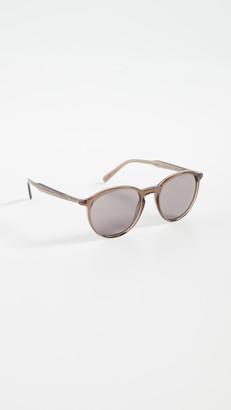 Prada Classic Round Sunglasses