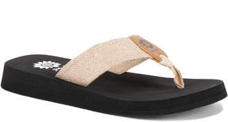 Yellow Box Shoes Women's Sandals Platino - Platino Rene Sandal - Women