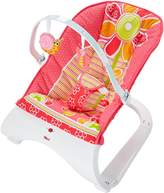 Fisher-Price Comfort Curve Bouncer-Floral Confetti