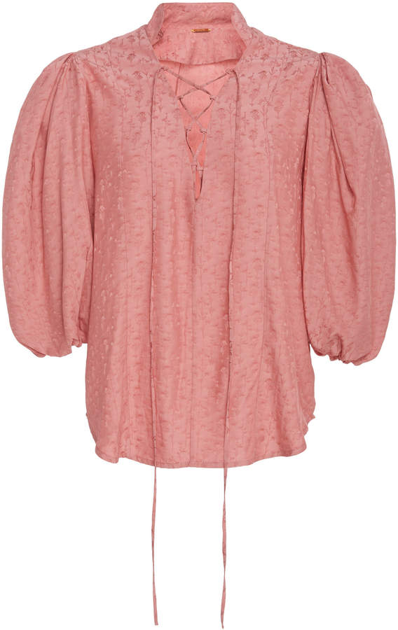 59affbb4c67 Johanna Ortiz Pink Women's Tops - ShopStyle