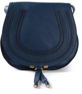 Chloé 'Marcie' satchel - women - Cotton/Calf Leather - One Size