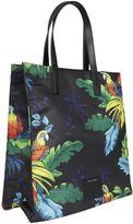 Marc Jacobs B.y.o.t Parrot Shopper Bag