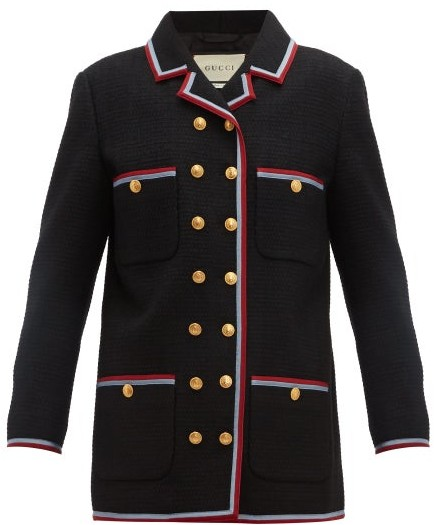 cec33619f66 Gucci Jackets For Women - ShopStyle Australia