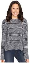 Brigitte Bailey Marquis Striped Pullover Sweater