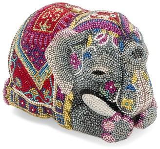 Judith Leiber Elephant Maharaja Clutch Bag