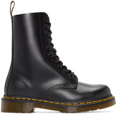 Dr. Martens Black Ten-Eye 1490 Boots
