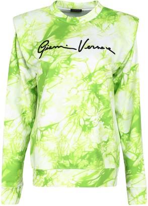 Versace Cotton Crew-neck Sweatshirt