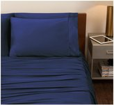 SHEEX Original Performance Sheet + Pillowcases Set - Navy - King/Cal King