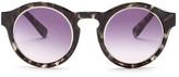 Derek Lam Women's Bowery Round Sunglasses