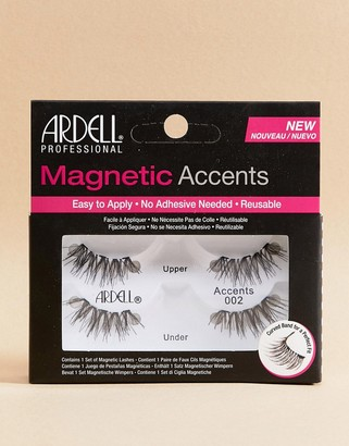 Ardell Magnetic Lashes Natutal Accents 002-No Colour