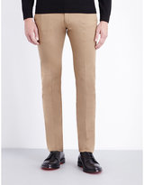 Paul Smith Slim-fit Cotton-blend Chinos