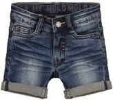 Molo Blue Indigo Aslak Denim Shorts