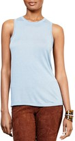 Lauren Ralph Lauren Sleeveless Knit Tank