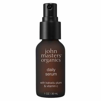 John Masters Organics Intensive Daily Serum with Vitamin C & Kakadu Plum 30ml